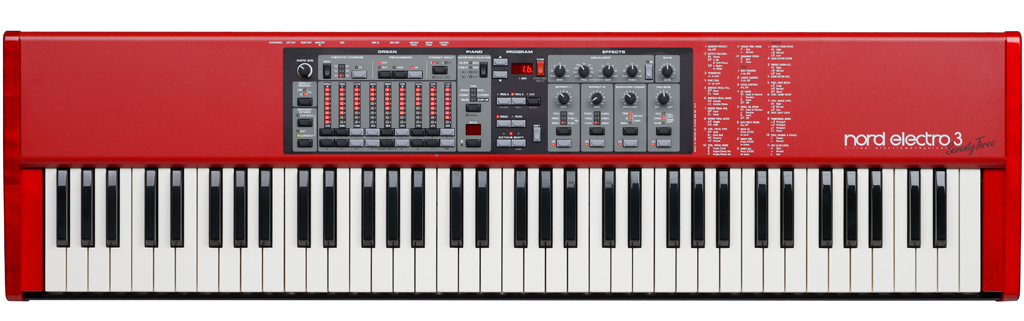 NORD Electo 3 seventy Three